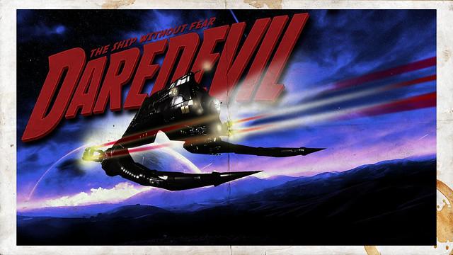 Daredevil Pulp Magazine Wallpaper