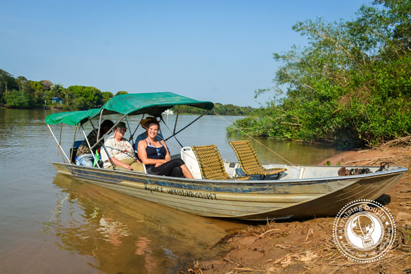 Looking for Jaguars in the Pantanal