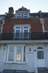 Photo of Paul Nash blue plaque