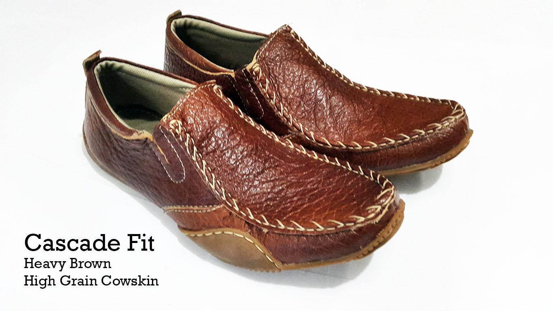 Handmade Gents Shoes - 100% Premium Leather - Murah - Selalu Update