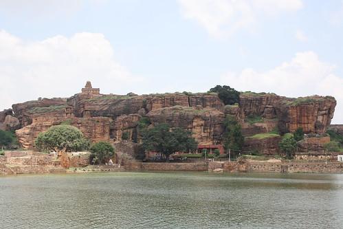 badami chalukya cavetemple