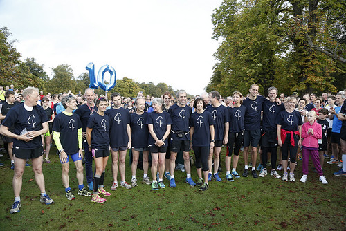 The parkrun pioneers