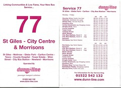 Dunn-Line 77 (November 2005)