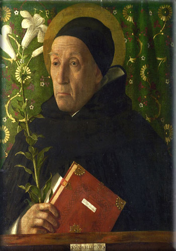 picture of Saint Dominic