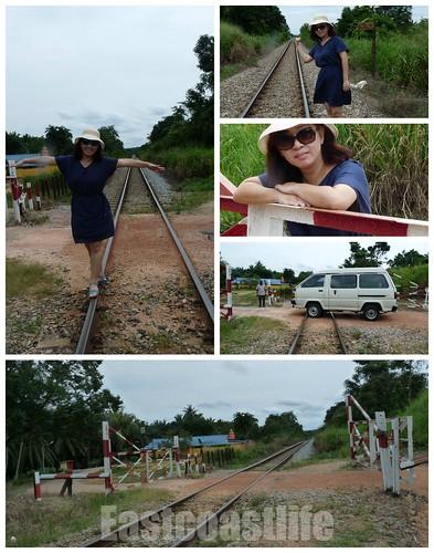 ECL rail