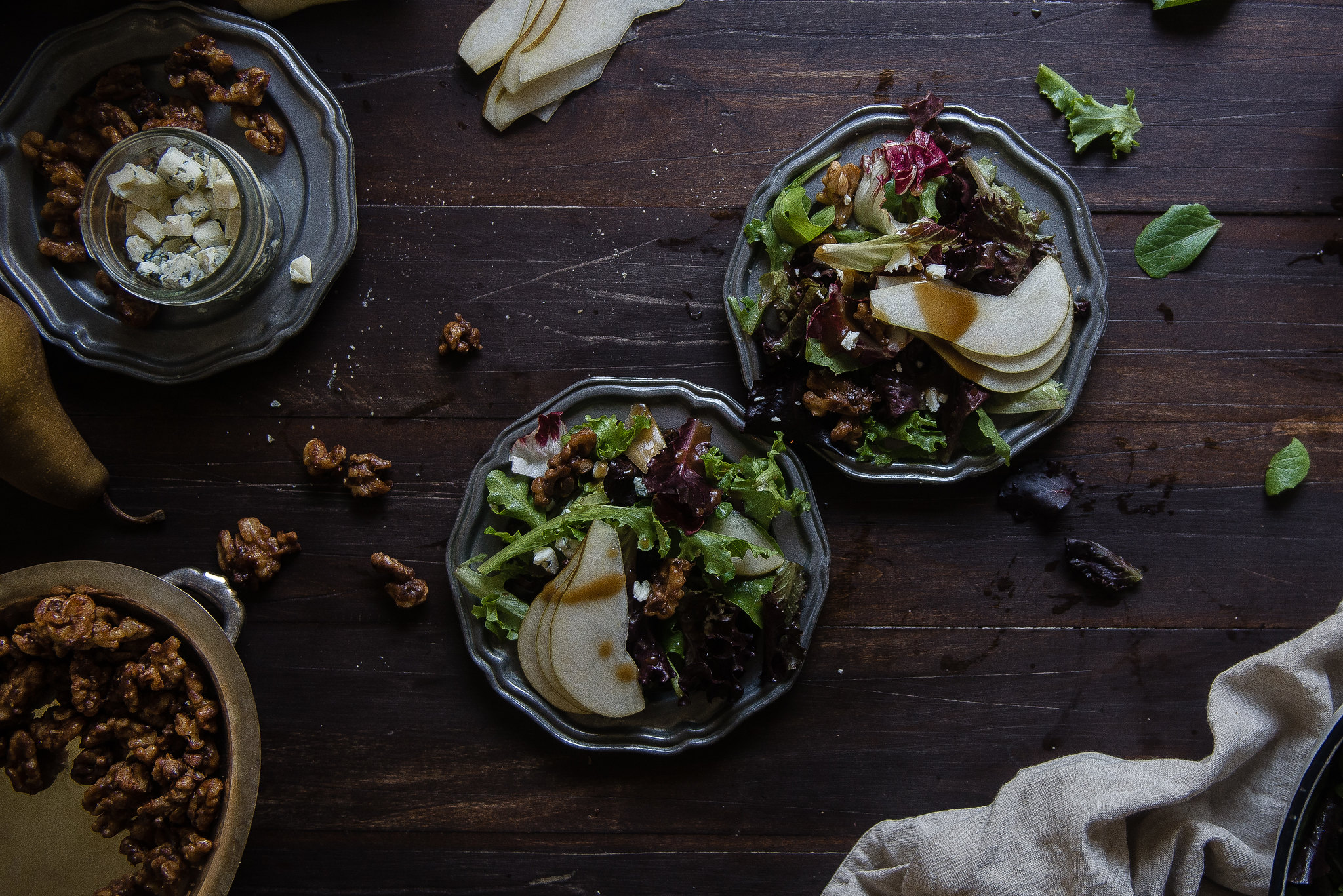 ... gorgonzola and arugula salad autumn salad with pears and gorgonzola