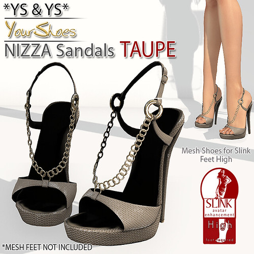 Nizza Shoes @ MySlinkObsession
