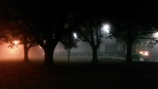 Spoopy fog