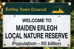 Maiden Earley Nature Reserve