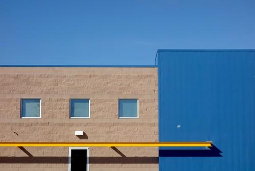 NAPA Auto Parts Building Facade