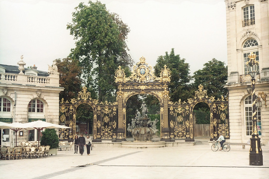 Nancy - Place Stanislas-13