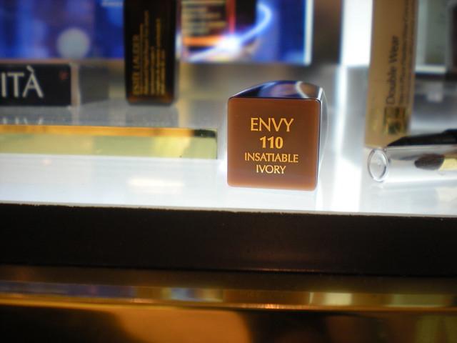 Estée Lauder Envy 109 Insatiable Ivory Lipstick