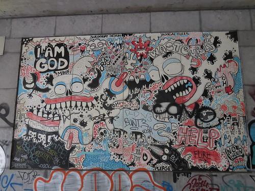 Underpass art