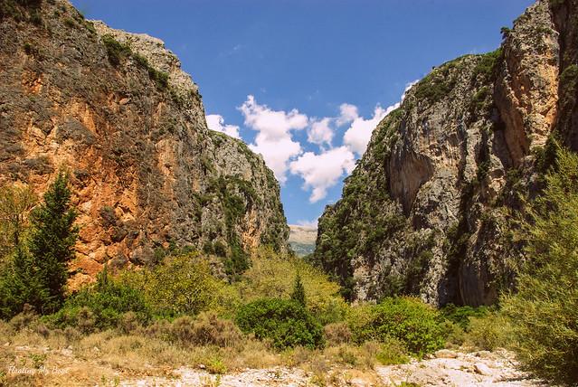 Gjipe, Albania