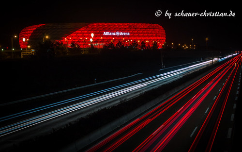 Allianz Arena - Home of the Kings