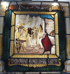 Stained Glass in UK (Not in Churches).