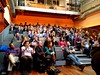 Nice turnout at #ODC14, program is looking really interesting. #akvo