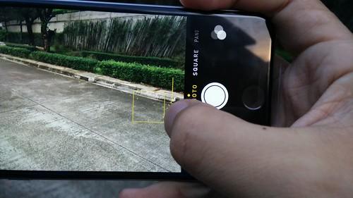 ปรับชดเชยแสงได้ด้วย UI แบบง่ายๆ