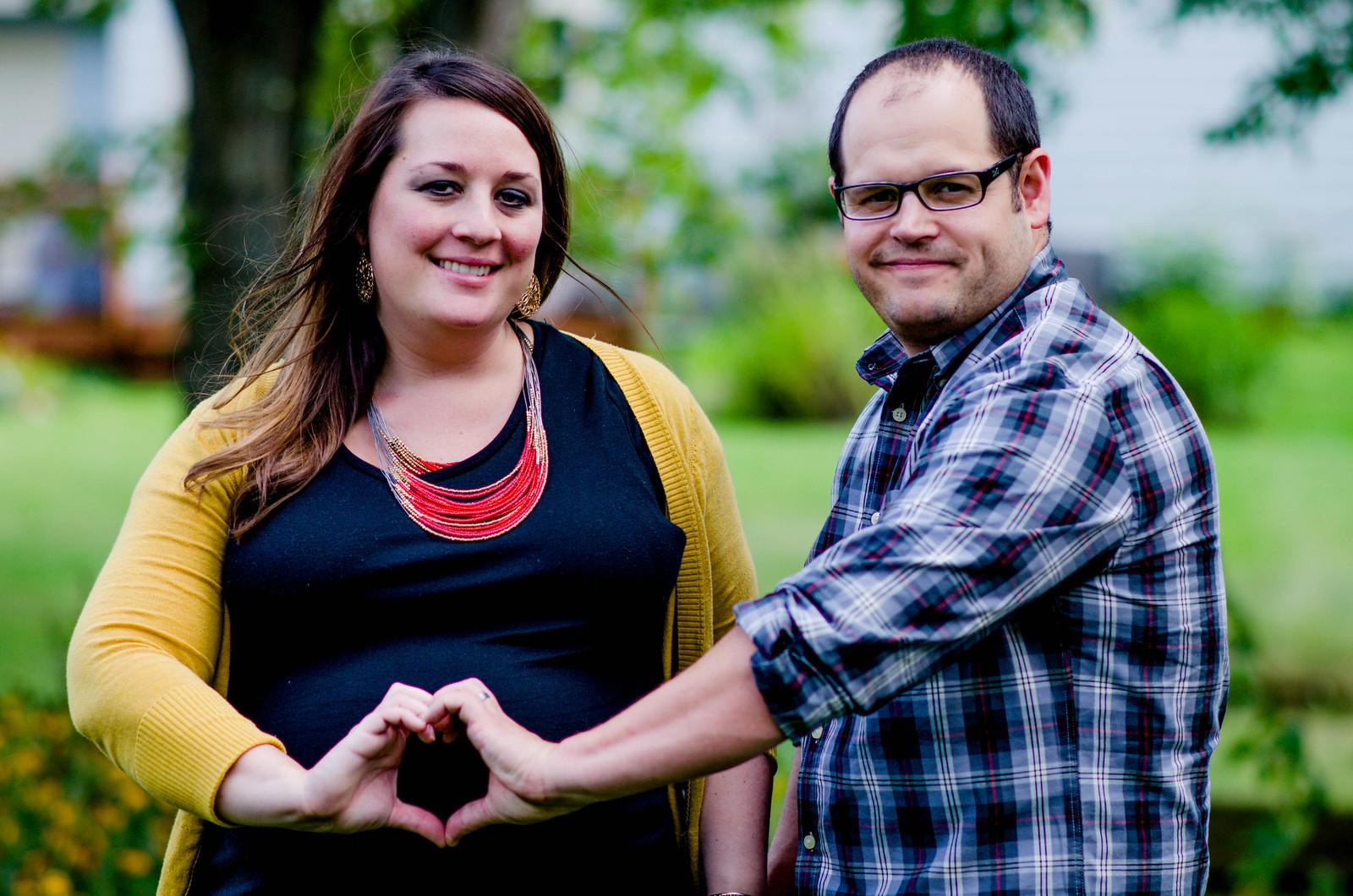 Rachel + Mike