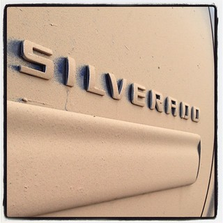 This is a black truck. #chevrolet #silverado #airstream #vintageairstream #airstreamdc2cali