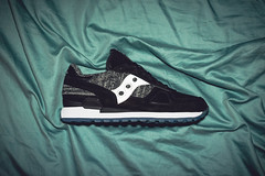 "Saucony x BAIT Shadow Original ""Cruel World 3 - Global Warming"""