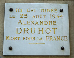 Photo of Marble plaque № 31780