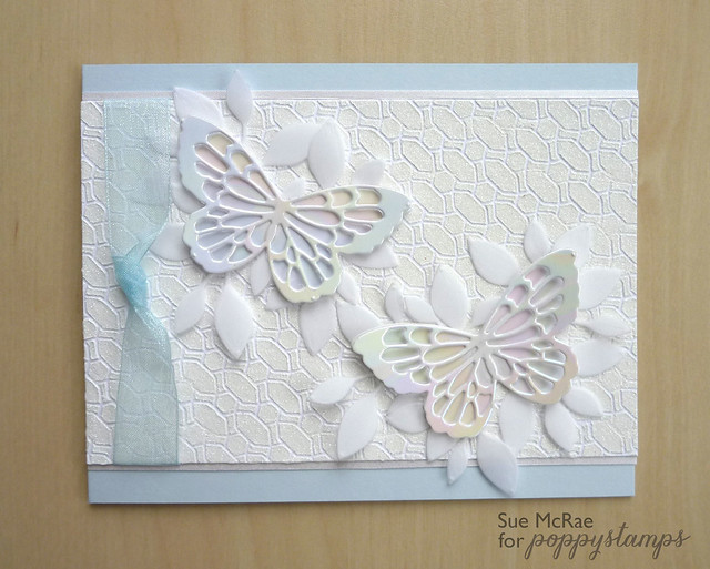 Sue McRae Butterfly Wedding  A