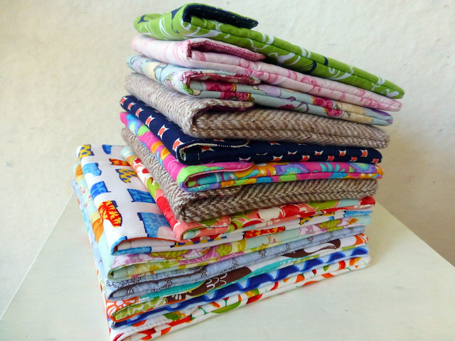Kindle & Kindle Fire pouches