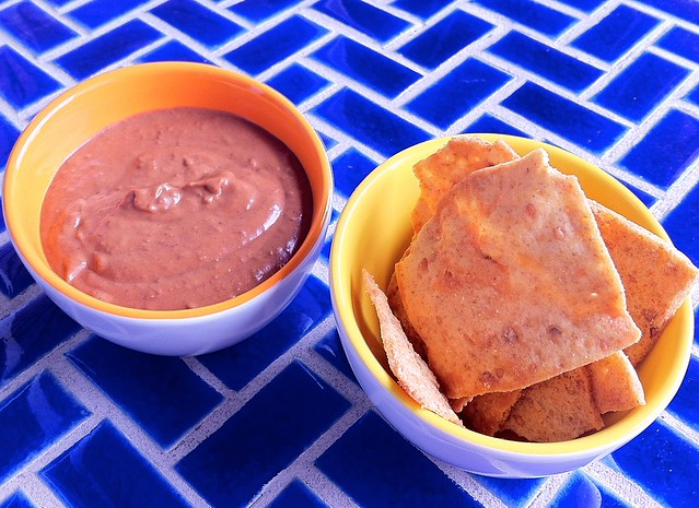Red Bean Chocolate Hummus