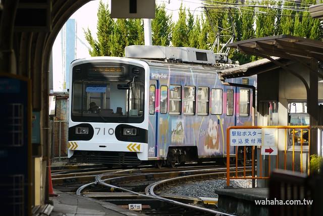阪堺電車 710
