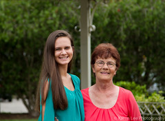 Mom & Rachel 1-