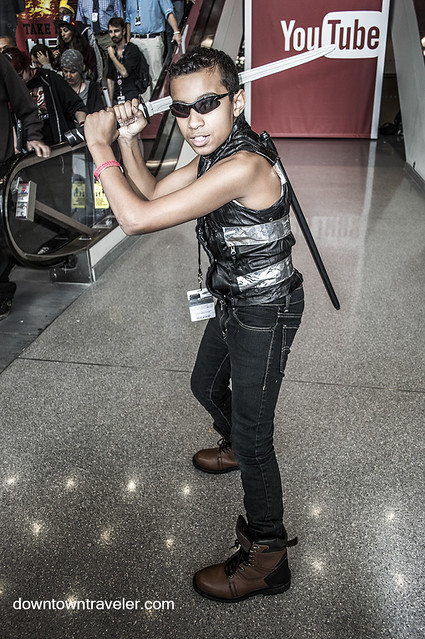 NY Comic Con 2014 Blade