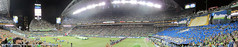 Sounders vs Whitecaps 10/10/14 panorama