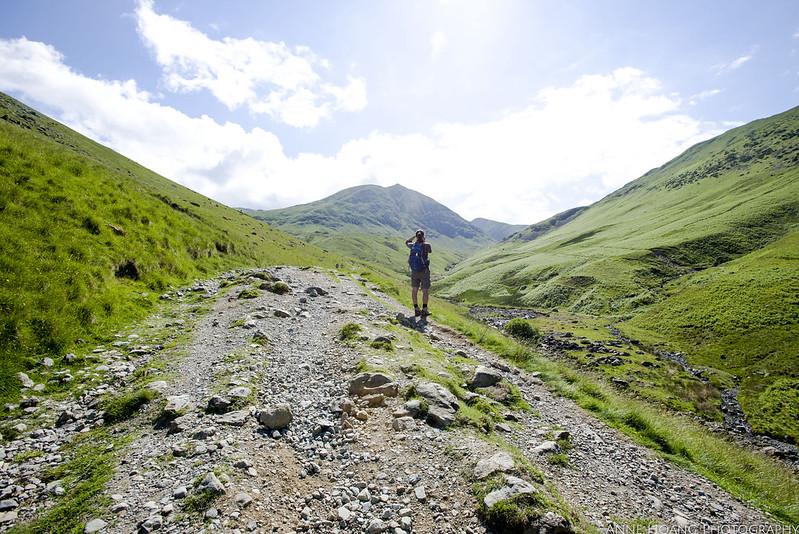 Hiking in Lake District