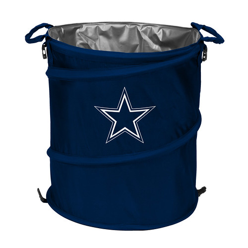 Dallas Cowboys Trash Can Cooler