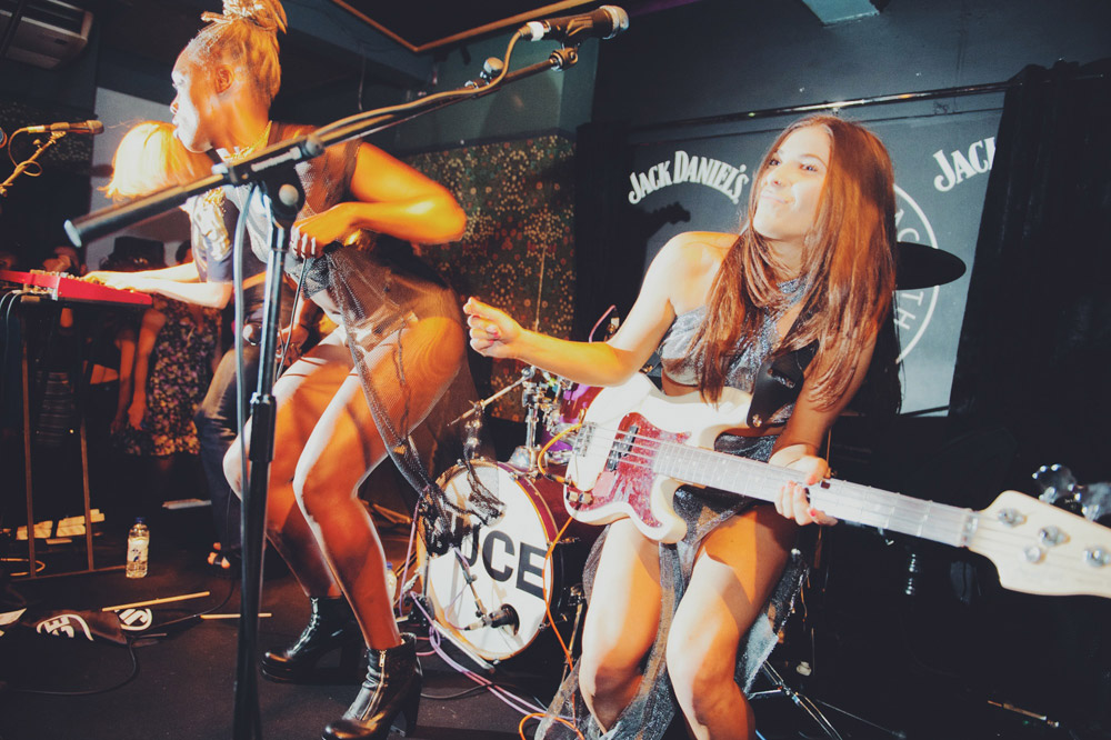 JUCE @ The Macbeth, London 10/10/14