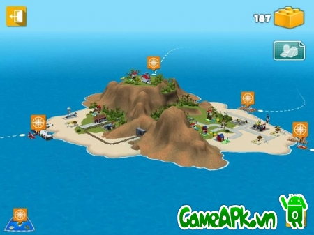 LEGO® Creator Islands v1.0.0 hack full tiền cho Android