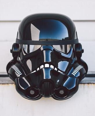 Bait X eFx X Star Wars限量黑洞風暴兵頭盔神秘登場