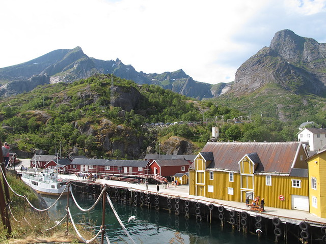 wednesday, nusfjord