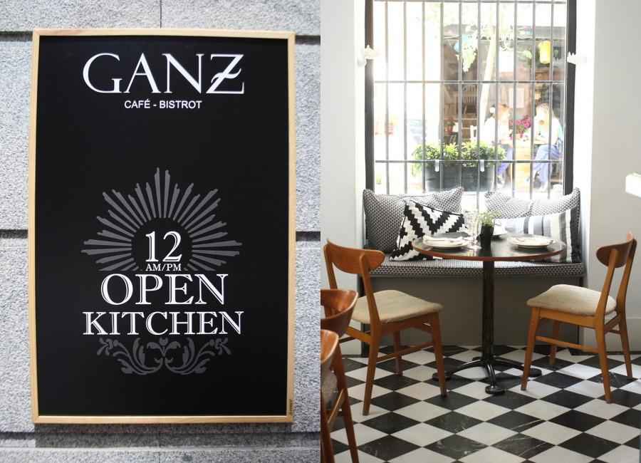 Ganz Cafe Bistrot Madrid