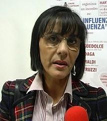 La Dott.ssa Lucia Laddaga
