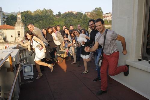 Phoon o phooning de la #KDDBloggers de @LABORALkutxa