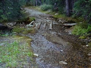 Road to Washington Basin*