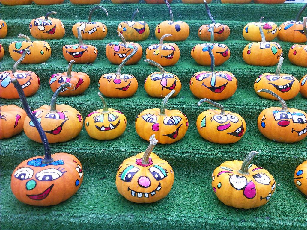 Pumpkinettes