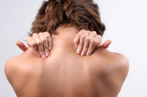 Cream Therapy for high central Back Pain