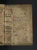 Vellum fragment in Burlaeus, Gualtherus: De vita et moribus philosophorum