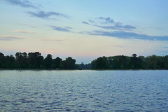 Lake in London
