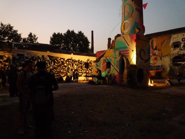 III Festival Murales Escocesa