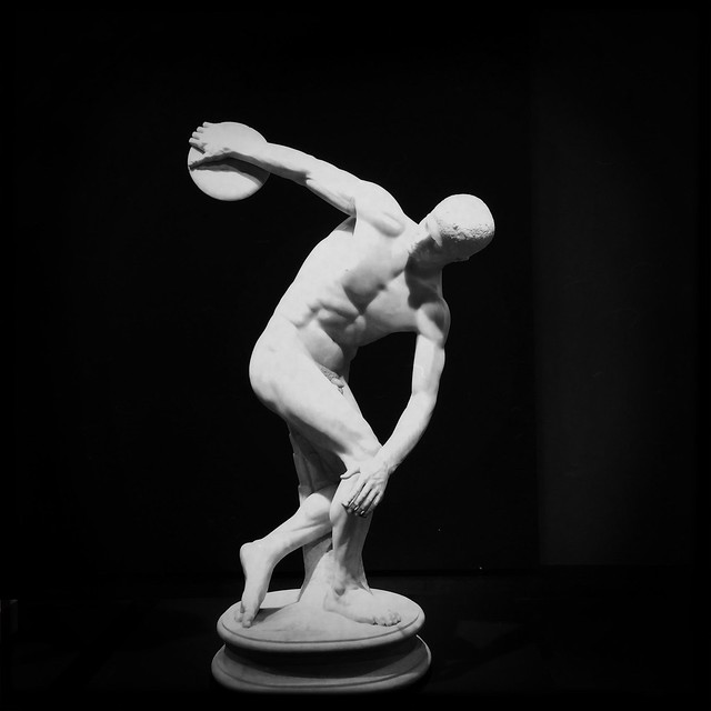 Discobolus of Myron | Flickr - Photo Sharing!