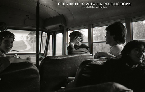 Tri-X Files 84_24.14: On the Bus, Heading Back to Richmond